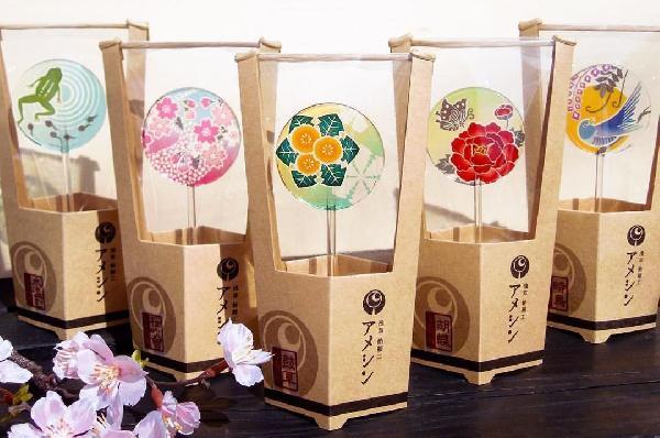 日本厨师的糖艺作品,你见过没有?