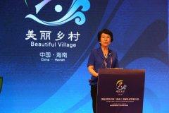 海南省政协党组副书记马勇霞:建设美丽乡村示范村要做