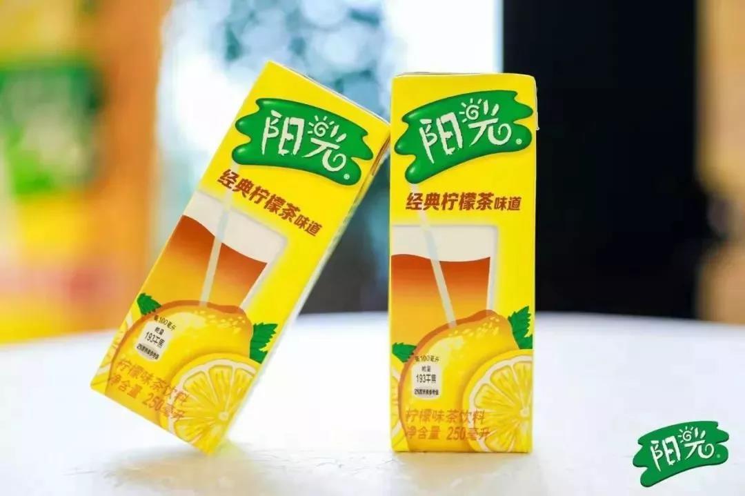 可口可乐家的柠檬茶正式进军内地 率先落子广东